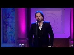 Alfie Boe performing 'Singing on the street where you live' on QVC