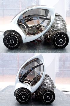 HIRIKO - full electric folding car