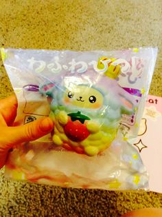I got this new yummeo rainbow sheep off of mercari it's a must have for all collectors