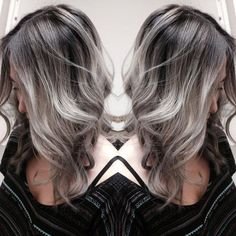 21 Pinterest Looks That Will Convince You to Dye Your Hair Grey - Livingly