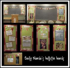 bulletin board | LDS- Primary