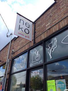 New restaurant on Alberta St.