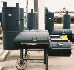 Smoker BBQ this is what I am looking for.