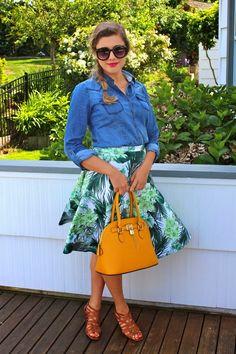 Summer style  | Northwest Blonde
