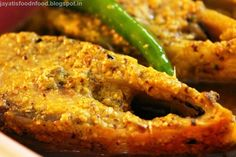 Jayati's Food Journey - Enjoy!!!: Sorshe Posto Ilish - Hilsa in Mustard Poppy Seed Gravy