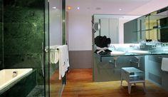 Habitaciones - detalle baño
