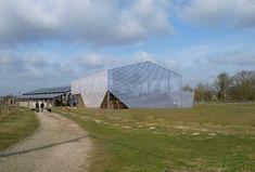 Construction d'un hangar foin-paille, Breilly (Somme) - D'architectures