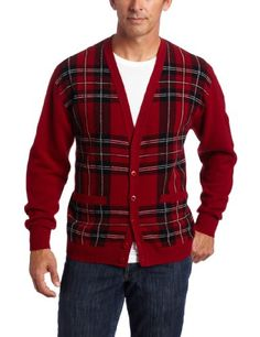 Vintage Brooks Brothers mens Scotch plaid flannel shirt - red ...