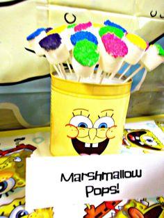 spongebob birthday party ideas | Spongebob Party! [Photo dump]