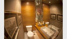 Lavabo - Decorado 128m²