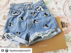 "6,706 Likes, 158 Comments - Corinne Andersson (@disneylifestylers) on Instagram: ""#Repost @fayelouisejones24 ・・・ They've arrived!!! @zara #disney #disneyobsessed #mickeymouse…"""