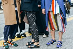 sporty shoes in Milan