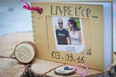 Polaroid Guest Book / Polaroid Wedding Book / Livre d'or Polaroid