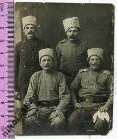 Нижние чины Русская армия Одесса 1916 год
