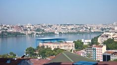 View of the Golden Horn and Balat, the old Jewish quarter of Istanbul - Amazing flat with Golden Horn views -  - rentals