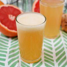 Recipe: Grapefruit Honey Ginger Soda — Recipes from The Kitchn