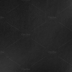 Black leather texture background by AlexZaitsev on Creative Market
