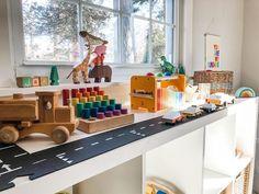 Toy Storage, Storage Ideas, Shelfie, Purple, Furniture, Instagram, Home Decor, Decoration Home, Organization Ideas