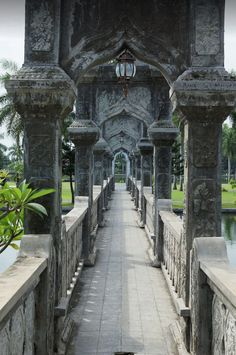 Ujung Water Palace is a former palace in Karangasem Regency, Bali. The palace also known as Ujung Park or Sukasada Park is located approximately 5 kilometres from Amlapura