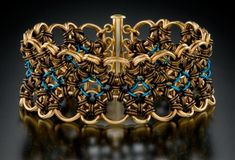 """chainmail jewelry 