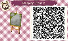 Stepping stone qr codes for mid september through mid october! grass colours - light green 9 & yellow 8
