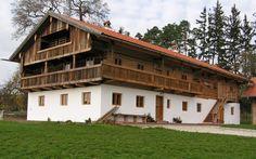 Austrian Farm House Renovated