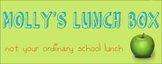 More kids lunches...
