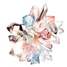 The Pantone Colors Of The Year As Crystals | The Tao of Dana