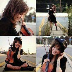 🎶💗🙆❤😍😘💝🌸🎵😊💞 #lindseystirling #stirlingite #forever #ksll #cute #sweetie #love #beauty #braveenough #beautiful #new #music #video #summertour #arena #album #honey #violin #violinist #electroviolinist