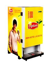 Tea, Coffee Vending Machines - Fresh Brew and Premix Vending Machines are powered by the taste and quality of India's much-loved brands: Taj Mahal Tea, Red Vending Machine Price, Tea Vending Machine, Coffee Vending Machines, Lipton, Fresh Milk, Instant Coffee, Taj Mahal, Digital, Hot