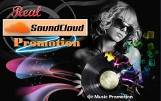 Have you tried to promote your music online for several times, but failed? Then, register with the best music promotional site to get real #soundcloudpromotion. #soundcloudpromotion