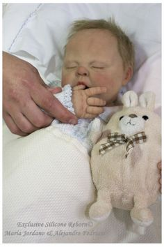 Hyper Realistic Silicone Baby Doll Hugo #1 of #10 Limited Edition (SOLD)