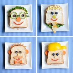 20 Creative Kids' Lunches That Double as Art | Brit + Co