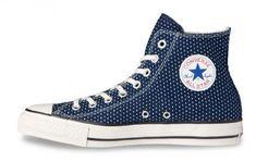 CONVERSE CHUCK TAYLOR ALL STAR WORKCLOTH HI 3COLORS #sneaker