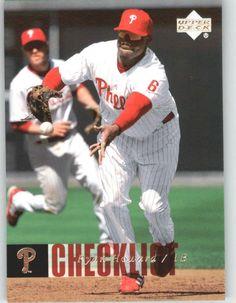 2006 Upper Deck 890 Ryan Howard CL - Philadelphia Phillies (Checklist) (Baseball Cards) * Click image for more details.