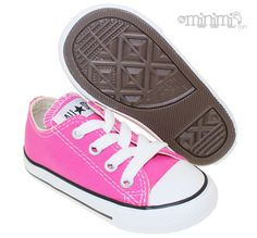 My baby's will wear convers :)
