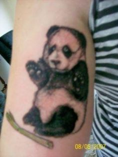 My Panda Tattoo