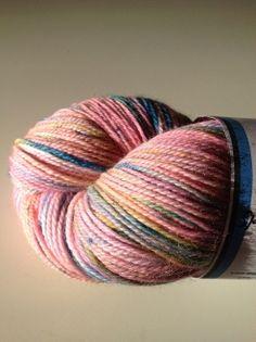 Sock Yarn - Pretty Pastel