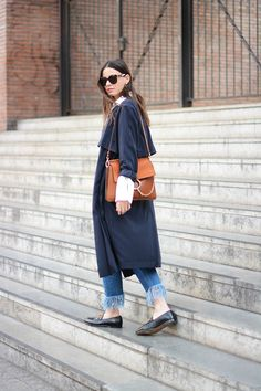 There Is Always Space For A Trench Coat