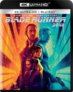 Blade Runner 2049 4K -   Villeneuve Denis , tylko w empik.com: 149,99 zł. Przeczytaj recenzję Blade Runner 2049 4K. Zamów dostawę do dowolnego salonu i zapłać przy odbiorze!