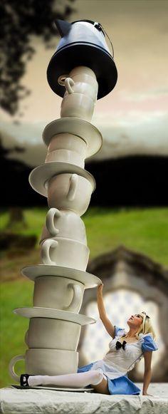 Coffee in Wonderland