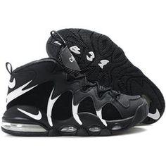 Nike Air Max CB34 Charles Barkley Shoes Black White Sport Air Max 2009 df62bfa58466