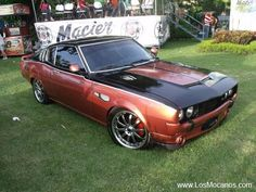 1977 Toyota Celica...Maybe restore one of those in memory of my dads...that got hit by a dodge ram haha