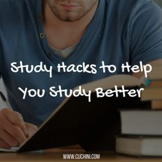 Everyone hates exams, but these tips will help make them a little more bearable!