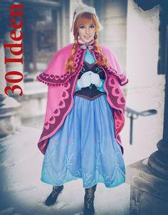 http://de.lady-vishenka.com/anna-i-elza-kostyum-dlya-devushki-hellouin/  13. Anna und Elsa — Halloween / Karneval Kostüm für Mädchen