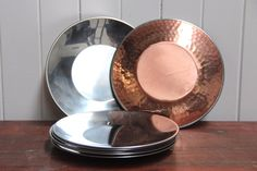 Copper and Stainless Steel Plate