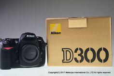 ** MINT ** NIKON D300 Body 12.3 MP Digital Camera Shutter Count 3968 #Nikon