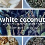 White Coconut from BlendBee is surely something to try - and enjoy - and savor…