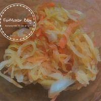 Lusta asszony savanyú káposztája - FerMentor Blog Blog, Cabbage, Vegetables, Meal, Blogging, Cabbages, Vegetable Recipes, Brussels Sprouts, Veggies