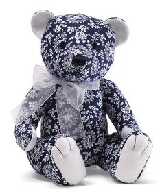 Take a look at this Florence Bear Plush Toy on zulily today!